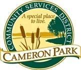 Cameron Park Community Services District  logo