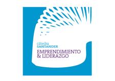 Cátedra de Santander de Emprendimiento y Liderazgo. logo
