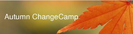 ChangeCamp Autumn 2015