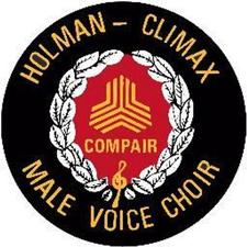 Holman-Climax Male Voice Choir logo