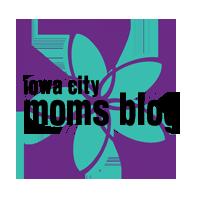 Iowa City Moms Blog logo
