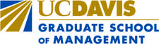 UC Davis Graduate School of Management logo
