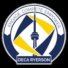 DECA Ryerson logo