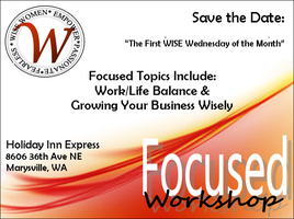 WISE Women | Focused Workshop June 5, 2013