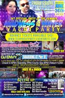 MADNESS ON THE WATER! - Teen YACHT PARTY! @ Pier 81! | Monday...