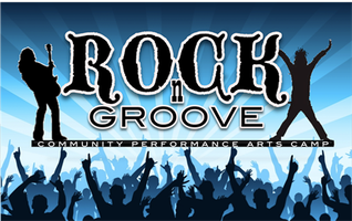 Rock-n-Groove Community Performance Arts Camp