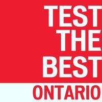 TEST THE BEST Outside Store