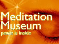 New Meditation Museum II in Tysons Corner Virginia logo