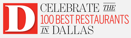 D Magazine Best Restaurants Event