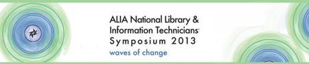 ALIA Library Technicians' Symposium