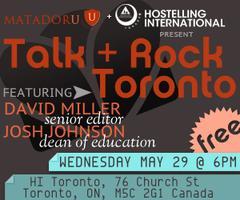 Talk & Rock Toronto