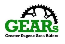 Greater Eugene Area Riders logo