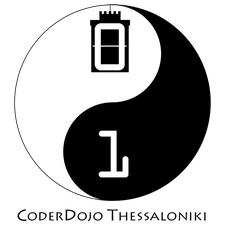 CoderDojo Thessaloniki  logo