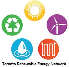 Toronto Renewable Energy Network logo
