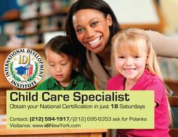 Curso Especialista en Cuidado de Niños (Child Care...