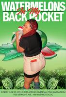 WATERMELONS IN MY BACK POCKET by Empress J