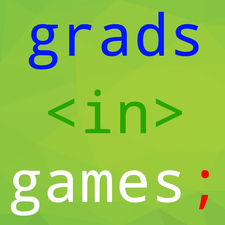 Grads In Games logo