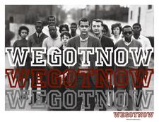 #WeGotNow logo