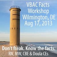 Delaware VBAC Facts Workshop with Jen Kamel