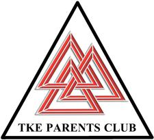 TKE @ USC Parents Club logo