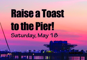 Raise a Toast to the Pier