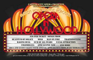 Capital City Opera presents Opera in Hollywood