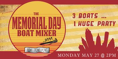 MEMORIAL DAY BOAT MIXER