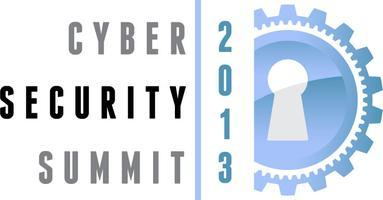 The Cyber Security Summit - 2013