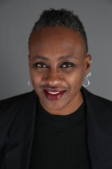 Michelle Dionne Thompson, JD, PhD  logo