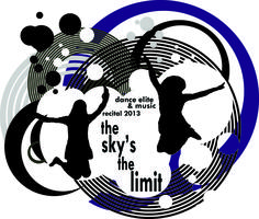 """The Sky's the Limit"" Recital 2013 6PM show"