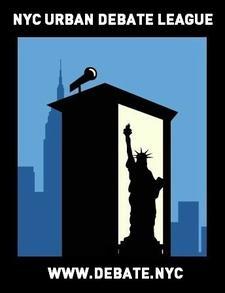 New York City Urban Debate League  logo