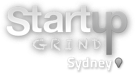 Startup Grind Sydney hosts Tom Dawkins and Alan Crabbe