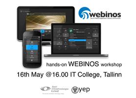 Yep workshops: hands-on Webinos.