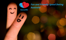 Amourlife Speed Dating logo