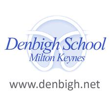 Denbigh School. logo