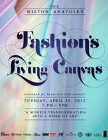 Fashion's Living Canvas