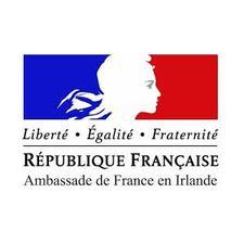 Ambassade de France en Irlande logo