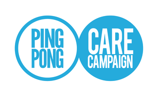 Nottingham Ping Pong Care Campaign Awareness Event