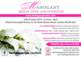 Mahogany Bridal Show & Exhibition 2015