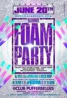 DJ DOUBLETAKE 18+ #EDM FOAM Party - June 20th - Save $ - Order...