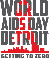World AIDS Day Detroit logo
