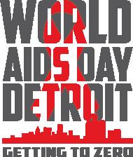 World AIDS Day Detroit logo