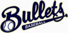 Bullets Baseball logo