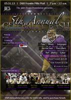 The Jahri Evans Foundation 5th Annual Celebrity Bash!