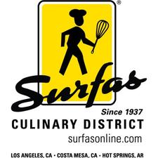 Surfas Culinary District - Orange County logo