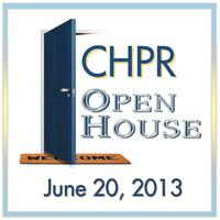 2013 CHPR Open House