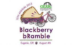 Blackberry bRamble 2013
