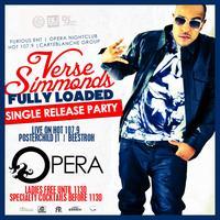 Opera Thursdays | 5.9.13 | Live on Hot 107.9