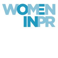 Women in PR logo