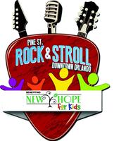 Pine Street Rock & Stroll benefiting New Hope for Kids!
